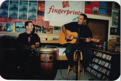 Jack Johnson live Fingerprints Music