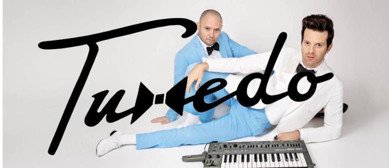 Tuxedo Fingerprints Music Live In-Store Performance Poster