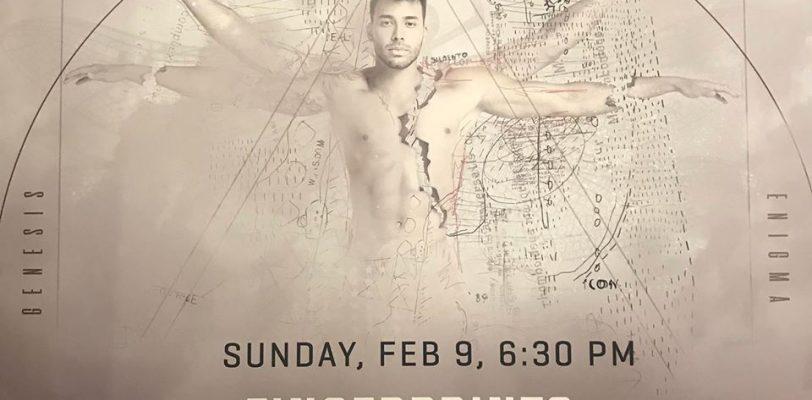 Prince Royce Fingerprints Music Signing Session Poster