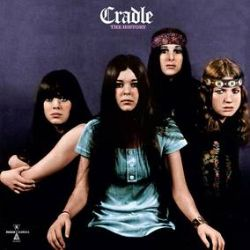 Cradle - The History (CD) -Classic early girl-power garage rock from Suzi Quatro and her sister