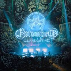 Entombed - Clandestine : Live (2LP) - The original Line-up perform the 2nd album to celebrate it's 25th anniversary