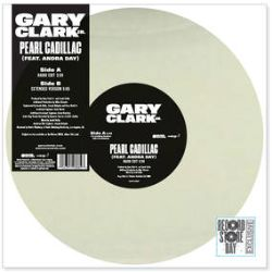 "Gary Clark Jr (Feat. Andra Day) - Pearl Cadillac (10"") -Two remixes of  ""Pearl Cadillac"" featuring Andra Day, on pearl colored vinyl"
