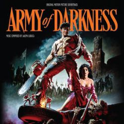 Danny Elfman /  Loduca, Joe - Army Of Darkness OST (2LP) - Double LP soundtrack with original cover graphics and new notes and images