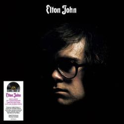 Elton John - Elton John (2LP) - Deluxe two LP set with bonus tracks and two previously unreleased demos. Purple vinyl.
