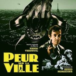 Ennio Morricone - Peur Sur La Ville (2LP) - Fear Over The City,  includes original score plus an album of bonus tracks.