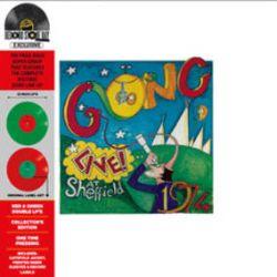 Gong - Live! at Sheffield 1974 (2LP) - Steve Hillage (guitar) & Pierre Moerlen (Drums). Includes 2 bonus tracks