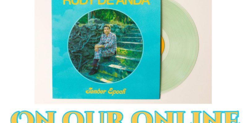 Tender Epoch Topo Chico Colored LP