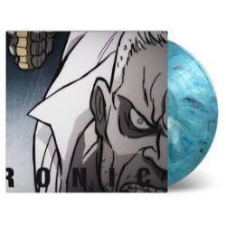 Urine, Jimmy  & Tankian,  Serj - Fuktronic (LP) - Jimmy Urine of Mindless Self Indulgence & Serj Tankian of System Of A Down. Blue vinyl