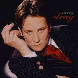 K.D. Lang - Drag (2LP) - First time on vinyl, and it's translucent and smoky.