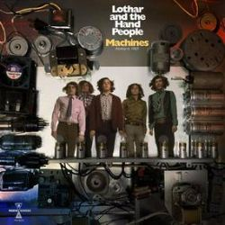 Lothar And The Hand People - Machines; Amherst 1969 (LP) - Final performance of these theremin pioneers. Blue vinyl.