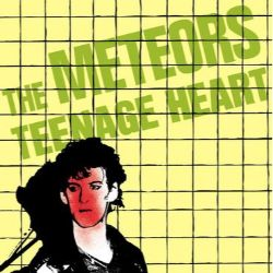 The Meteors - Teenage Heart (LP) - Yellow Vinyl