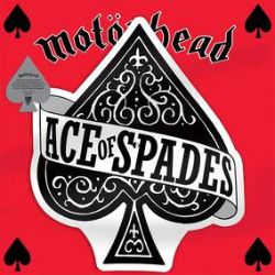 "Motorhead - Ace of Spades/Dirty Love (12"") - Reissue of the classic single."
