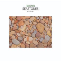 Ned Lagin - Seastones: Set 4 (LP) - Electronic pastiche with samples of Jerry Garcia, Phil Lesh, D. Crosby, Grace Slick & more. Blue vinyl.
