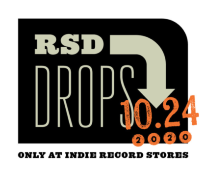 Records Store Day Drops RSD October 24 2020