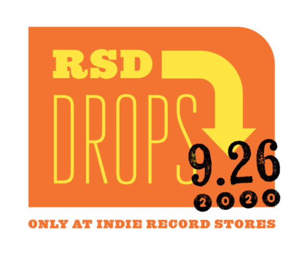 Records Store Day Drop2 RSD September 26 2020