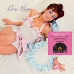 Roxy Music - Roxy Music - The Steven Wilson Mix (LP) - Their debut album, remixed by Steven Wilson. On colored vinyl.