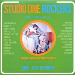 Various Artists - Studio One Rockers (2LP) - Classic Studio One Reggae Comp including Ska, Rocksteady, Roots and Dancehall on Green vinyl.