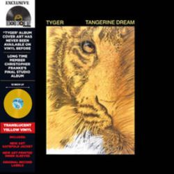 Tangerine Dream - Tyger  (EP) - New pressing, colored vinyl with Obi and printed inner sleeve. Alternate cover art.