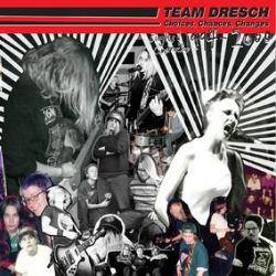 Team Dresch - Choices, Chances, Changes (LP) - A collection of single & compilation tracks released from 1994 to 2000. On Pink Vinyl