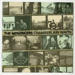The Menzingers - Chamberlain Waits (LP) - Colored vinyl includes a retro tour poster.