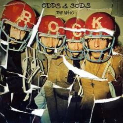 The Who - Odds and Sods (Deluxe) (2LP) -Legendary 1967 Monterey Int'l Pop Fest show on red/white/blue striped vinyl