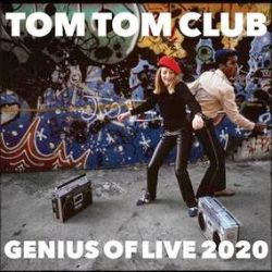 Tom Tom Club - Genius of Live 2020 (LP) - First vinyl of this classic live 2002 recording. Features 7 tracks plus a bonus re-mix