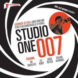 """Various Artists (Soul Jazz) - Studio 007 (7"""" Box) - A limited-edition one-off pressing Seven-inch box set with Skatalites, Lee Perry, Jackie Mittoo, Bob Marley, & the Soul Brothers"""