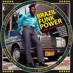 "Various Artists  (Soul Jazz) - Brazilian Funk & Samba Soul (7"" Box)  - Five 7"" single of superb Brazilian funk, boogie and Samba soul in a custom box."