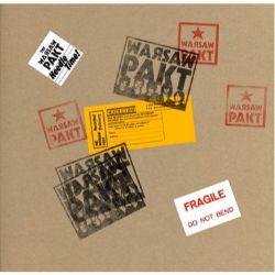 """The Warsaw Pakt - Needle Time! (LP) - bonus 7"""" single"""