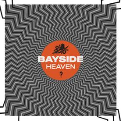 """Bayside - Heaven (7"""") - Double A side single, features Heaven, and previously unreleased acoustic version on Orange vinyl."""