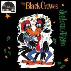"""The Black Crowes - Jealous Again (12"""") - Re-issue of The Crowe's 1st single, w/ Waitin' Guilty & Thick N' Thin"""" on the B."""