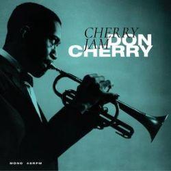 """Don Cherry - Cherry Jam (12"""") - 4 tracks, 3 new compositions, recorded in 1965, Copenhagen, Denmark."""
