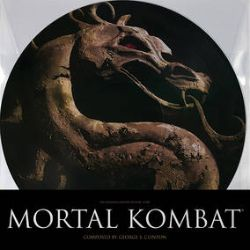 George S. Clinton - Mortal Kombat (Pic. Disc LP) - Picture disc with Mortal Kombat logo; B-side features Goro. George S Clinton w/ Buckethead.