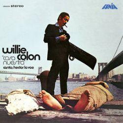 Colón, Willie / Héctor Lavoe - Cosa Nuestra (LP) - 180-gram black vinyl press of Willie Colón & Héctor Lavoe's best-selling LP.