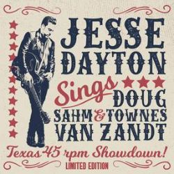 "Jesse Dayton - Texas 45 RPM Showdown (7"") -Jesse Dayton covers 2 of his favorite Texas songwriters, Doug Sahm and Townes Van Zandt."