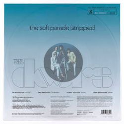 The Doors - Soft Parade Stripped (LP) - First time on vinyl for this bonus disc from the 50th Anniv CD box. 180-gram vinyl.