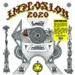 Implosion - Implosion 2020 (LP) - Obscure space rock, prog, psychedelia, & early electronics, with 16 unreleased tracks.