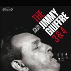 Jimmy Giuffre - The 3 & 4: New York Concerts (2LP) - 1965 New York Concert with trio & quartet lineups, unexpectedly avant-garde  180-gram vinyl.