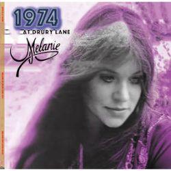 Melanie - Melanie With The Incredible String Band Live  (LP) - Mike Heron and Robin Williamson of Incredible String Band join Melanie for this unreleased, peak-era live set.