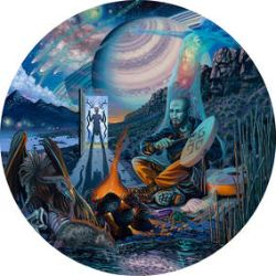 """Nahko & Medicine For The People - Take Your Power Back Live (10"""" Pic Disc ) - Live 10"""" Picture Disc featuring reflective & deeply personal tracks from Take Your Power Back."""