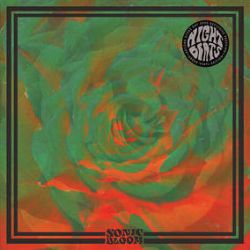 Night Beats - Sonic Bloom  (LP) - Exclusive colored vinyl edition of 1000. Out of print for years.