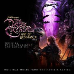 Samuel Sim/ Daniel Pemberton - The Dark Crystal: Age of Resistance - The Aureyal (Pic Disc LP) - Picture disc with rare imagery.