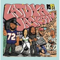 """Sean Price & Small Professor - Latoya Jackson b/w Remix (7"""") - Album version on the A-side, Remix on the B-Side Quelle Chris and Masta Ace guest."""
