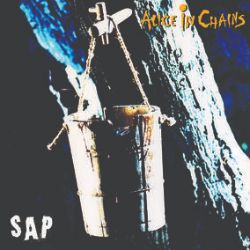 """Alice In Chains - SAP (12"""") - Second EP released for the first time as a stand piece, B-Side is an etching. <br> (RSD002)"""