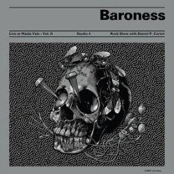 """Baroness - Live at Maida Vale BBC - Vol. II  (12"""") - Live versions of four songs from Gold & Grey. Clear/Black/White Splatter with an etched b-side. <br> (RSD007)"""