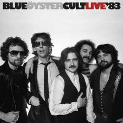 Blue Öyster Cult - Live in Pasadena (2LP) - Complete Perkins Palace show (July 24, 1983) Gatefold sleeve, on blue with black swirl vinyl. <br> (RSD015)