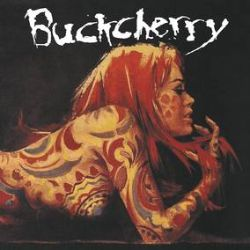 Buckcherry - Buckcherry (LP) - 1999 debut release on clear with opaque red and yellow swirl vinyl,  gatefold sleeve <br> (RSD019)