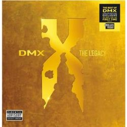 DMX - Best of DMX (2LP) - Acapellas and instrumentals, with a couple skits and gospel tracks make this an interesting one. <br> (RSD040)