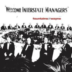 Fountains Of Wayne - Welcome Interstate Managers (2LP) - First time on vinyl. Natural with black swirl, bonus track Elevator Up! <br> (RSD045)