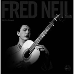 Fred Neil - 38 MacDougal (LP) - Unreleased Fred Neil performance, featuring two unheard songs. With numbered photo. Clear vinyl from Third Man. <br> (RSD092)